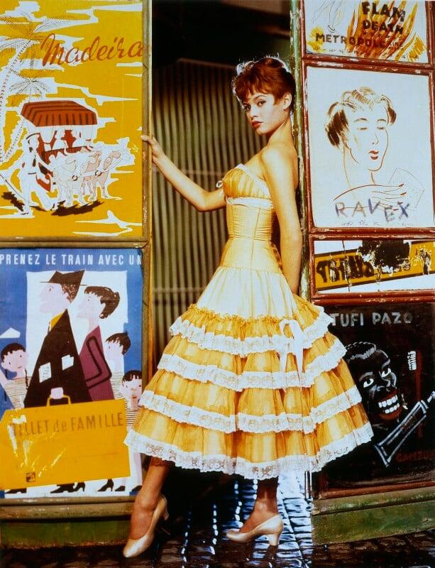 Brigitte Bardot, by Cornel Lucas, 1955 - NPG x127218 - © estate of Cornel Lucas