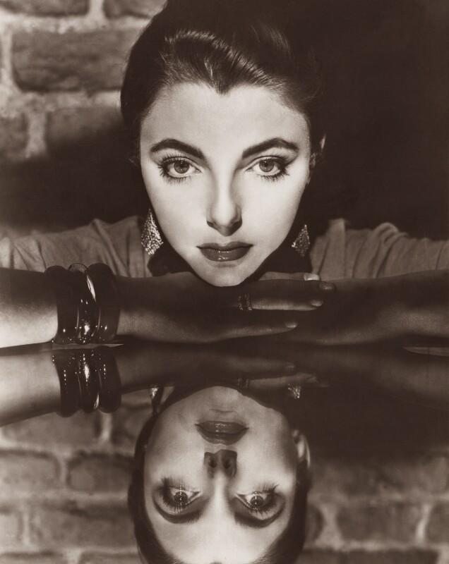 Joan Collins, by Cornel Lucas, 1952 - NPG x127232 - © estate of Cornel Lucas
