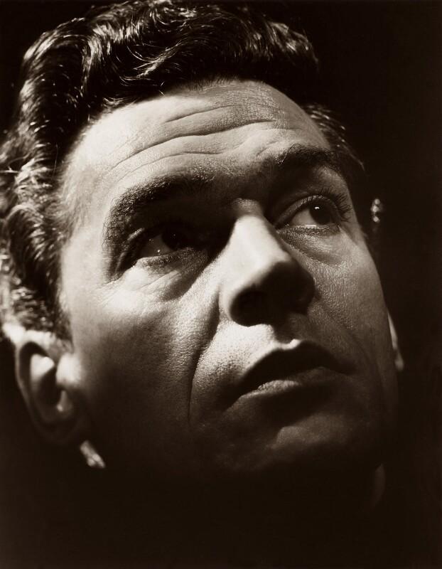Paul Schofield, by Cornel Lucas, 1956 - NPG x127238 - © estate of Cornel Lucas