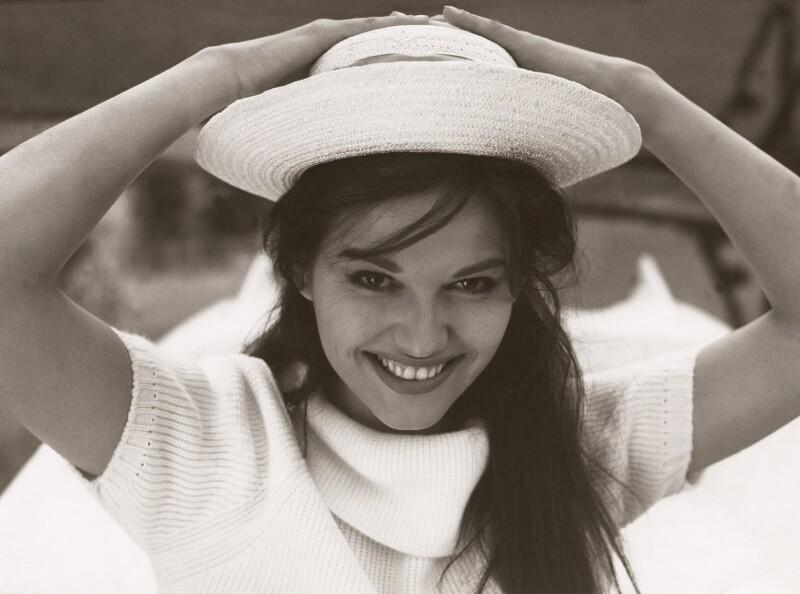 Claudia Cardinale, by Cornel Lucas, 1958 - NPG x127241 - © estate of Cornel Lucas