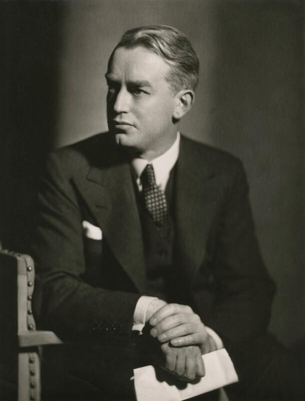 Frank Parkinson, by Howard Coster, 1930s - NPG x22846 - © National Portrait Gallery, London