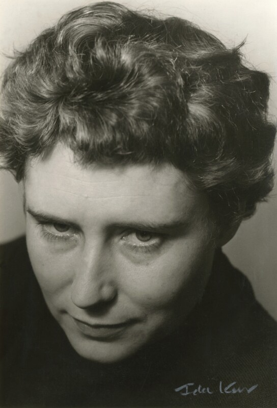 Doris Lessing, by Ida Kar, early 1950s - NPG x127281 - © National Portrait Gallery, London