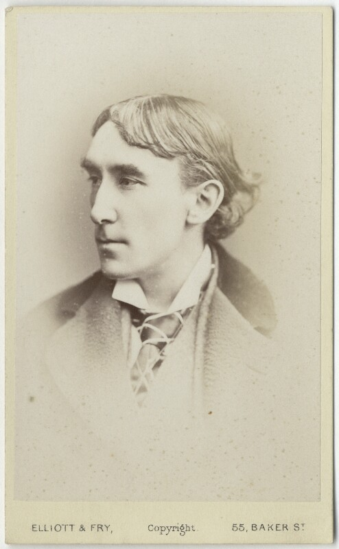 Sir Henry Irving, by Elliott & Fry, 1870s - NPG Ax17874 - © National Portrait Gallery, London