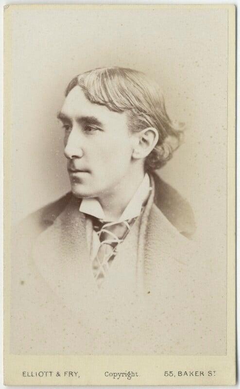 Sir Henry Irving, by Elliott & Fry, 1870s - NPG Ax17874 - © National Portrait Gallery, London