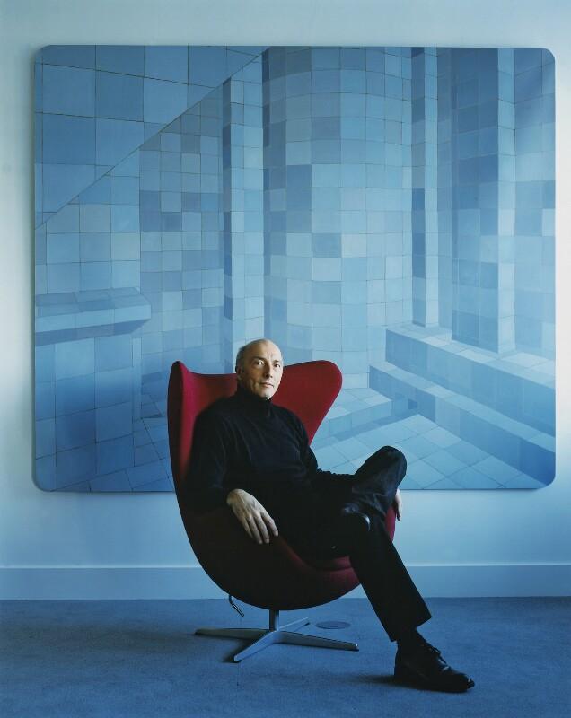 Peter Simon, by Steve Poole, 2002 - NPG x127304 - © Steve Poole