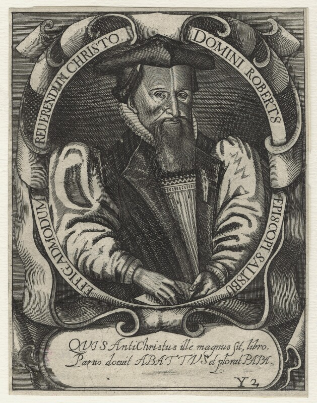 Robert Abbot, after Unknown artist, published 1650 - NPG D20863 - © National Portrait Gallery, London