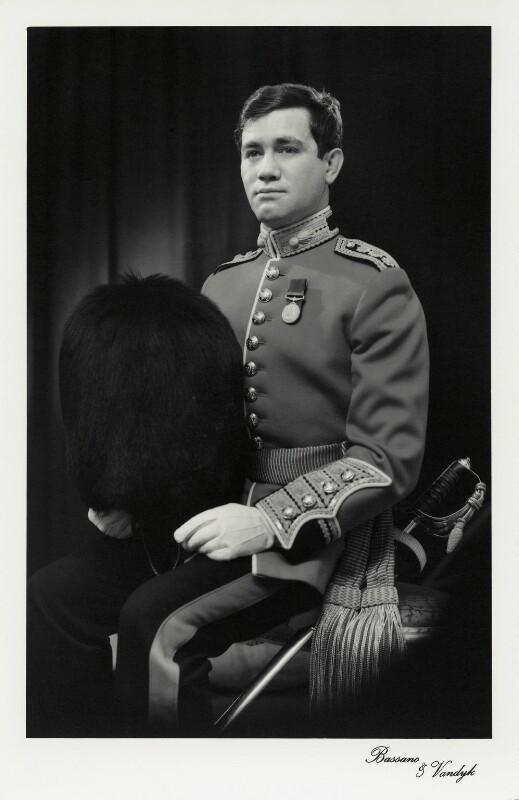 Robert Laurence Nairac, by Bassano Ltd, 12 December 1975 - NPG x171674 - © National Portrait Gallery, London