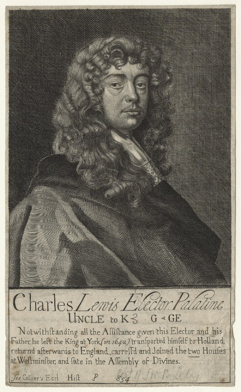 Sir Peter Lely, after Sir Peter Lely, (circa 1670) - NPG D20915 - © National Portrait Gallery, London