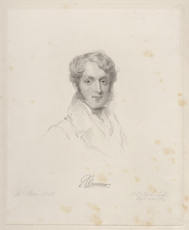 Robert Grosvenor, 1st Baron Ebury, by Frederick Christian Lewis Sr, after  Joseph Slater, 1831 or after - NPG D20632 - © National Portrait Gallery, London