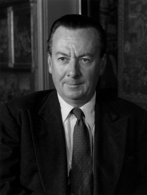 (Harold) Julian Amery, Baron Amery of Lustleigh, by Bassano Ltd, 26 August 1965 - NPG x172094 - © National Portrait Gallery, London