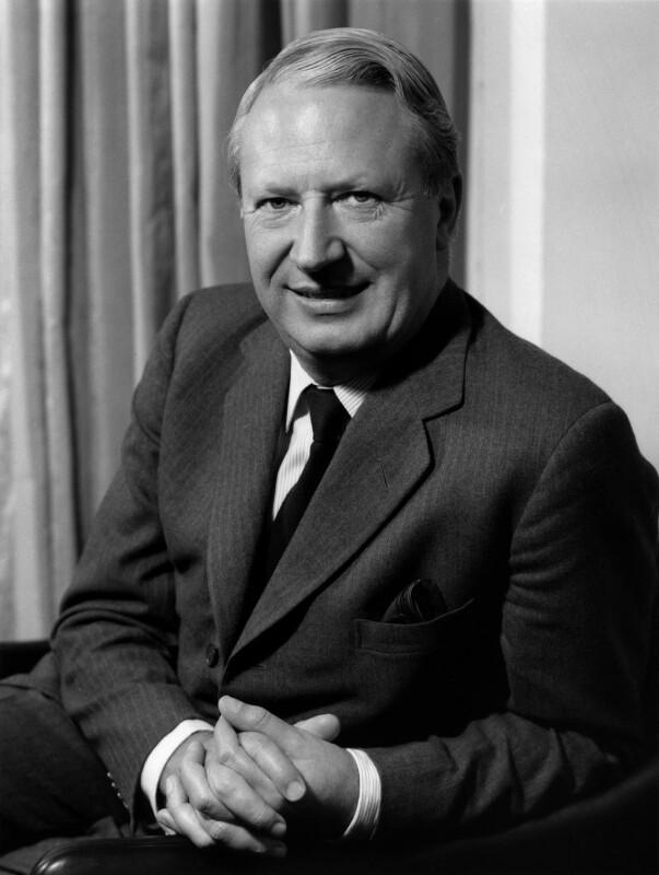 NPG x172122; Sir Edward Heath - Portrait - National ...