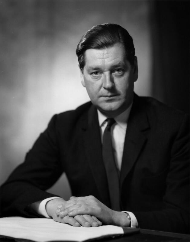 (Charles) Anthony Raven Crosland, by Bassano Ltd, 18 October 1965 - NPG x172142 - © National Portrait Gallery, London