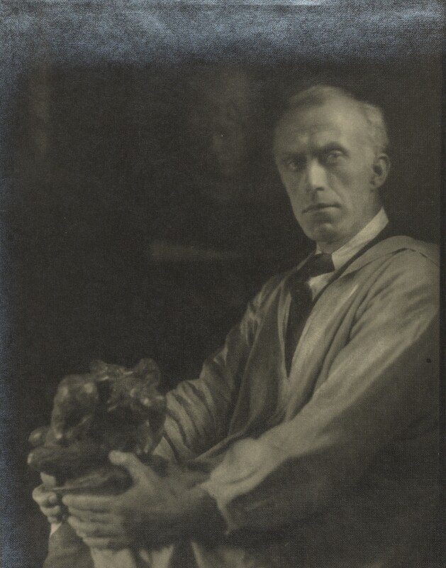 Alfred James Oakley, by Howard Coster, 1926 - NPG Ax2254 - © National Portrait Gallery, London