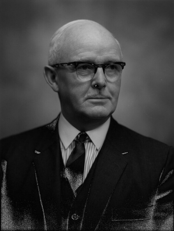 Hugh Anthony Clegg, by Bassano Ltd, 18 November 1965 - NPG x172176 - © National Portrait Gallery, London