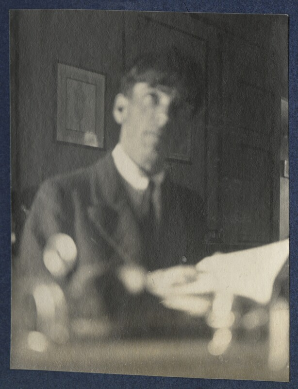 Sir Stanley Spencer, by Lady Ottoline Morrell, 5-9 July 1923 - NPG Ax141674 - © National Portrait Gallery, London