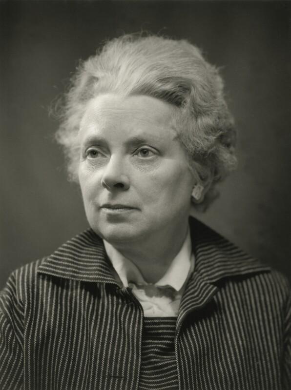 Muriel Clara Bradbrook, by Bassano Ltd, 9 January 1969 - NPG x172364 - © National Portrait Gallery, London