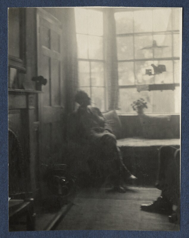 Henry Lamb, by Lady Ottoline Morrell, late 1924 - NPG Ax141909 - © National Portrait Gallery, London