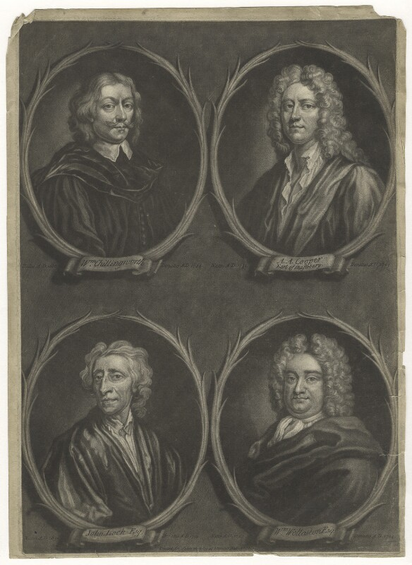 Worthies of Britain, by Francis Kyte, after 1725 - NPG D1443 - © National Portrait Gallery, London