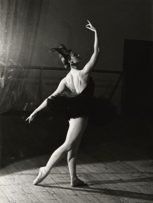 NPG x127352; Maya Plisetskaya as Odile in 'Swan Lake ...