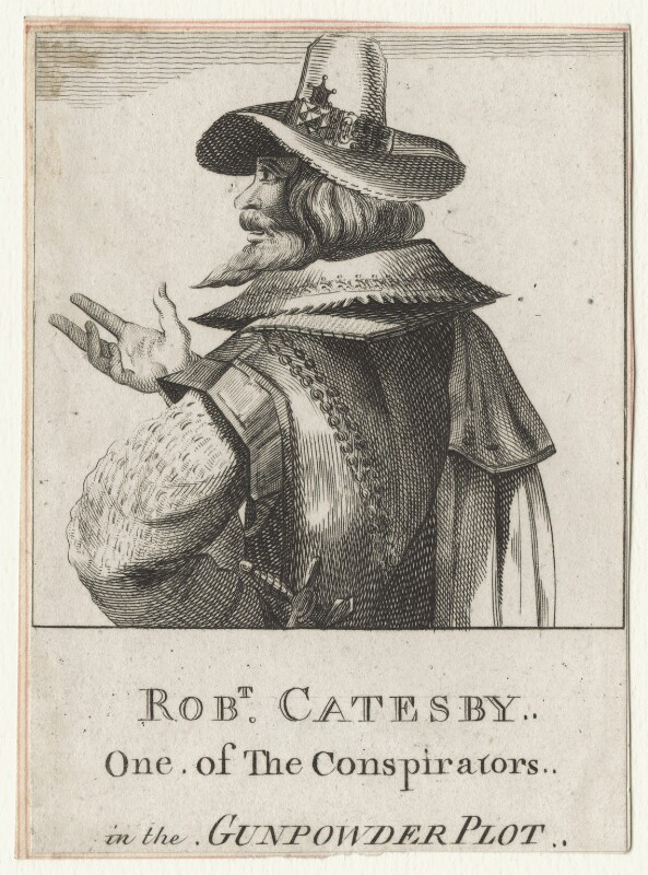 Robert Catesby, by Adam, published 1794 - NPG D21072 - © National Portrait Gallery, London