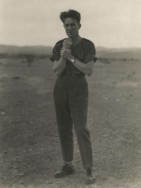 T.E. Lawrence, by Flight Lieutenant Smetham, 10 December 1928 - NPG x12414 - © National Portrait Gallery, London
