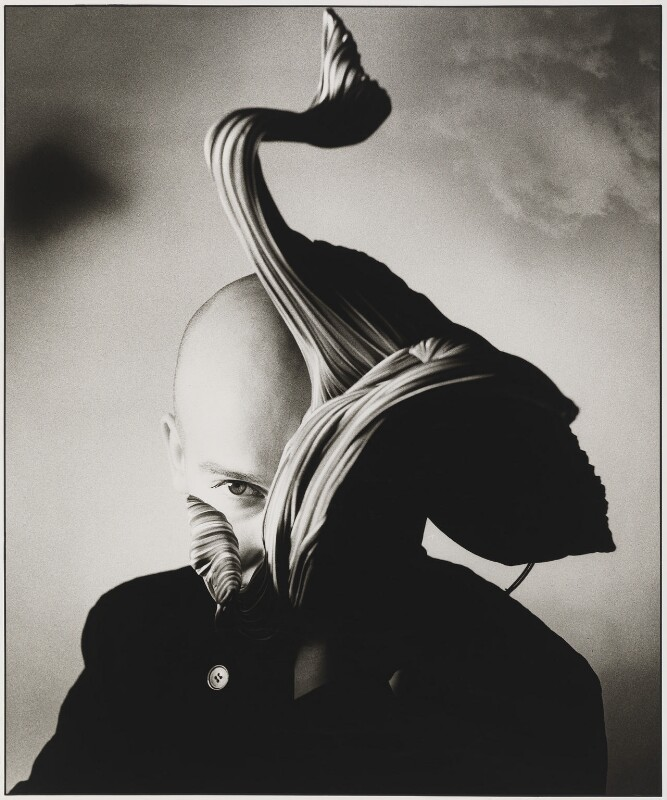 Stephen Jones, by Nick Knight, 1985 - NPG x26091 - © Nick Knight