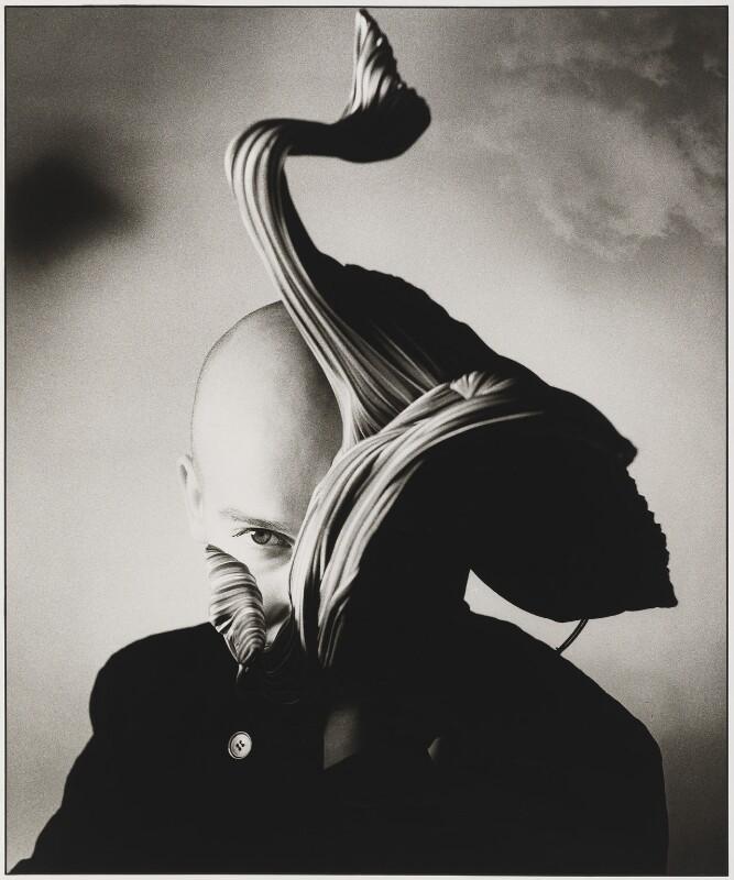 Stephen Jones, by Nick Knight, 1985 - NPG x26091 - © Nick Knight