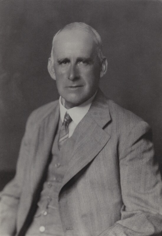 Sir Arthur Eddington, by Walter Stoneman, July 1938 - NPG x1437 - © National Portrait Gallery, London
