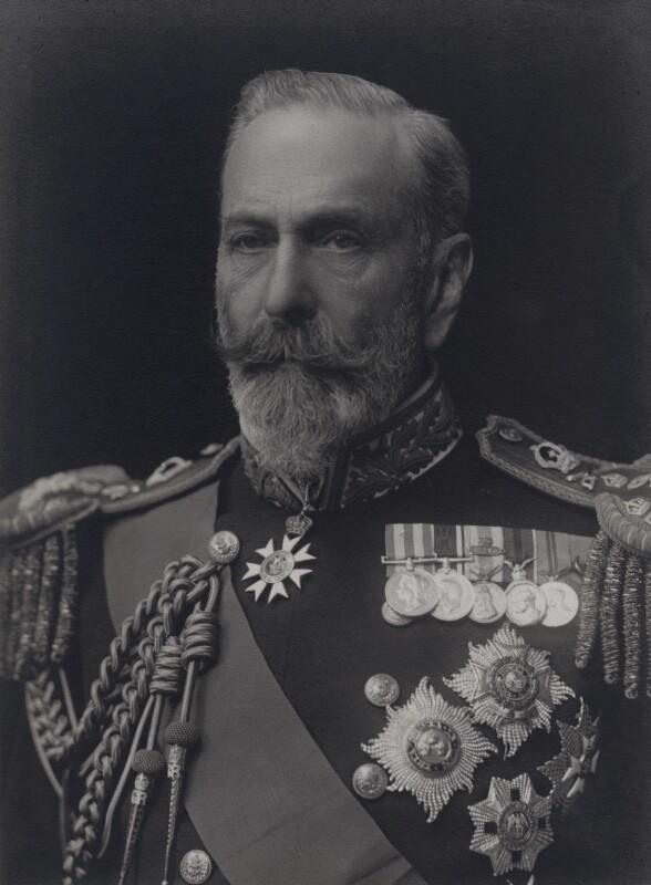 Louis Alexander Mountbatten, 1st Marquess of Milford Haven (Prince Louis of Battenburg), by Walter Stoneman, January 1942 (1921) - NPG x4668 - © National Portrait Gallery, London
