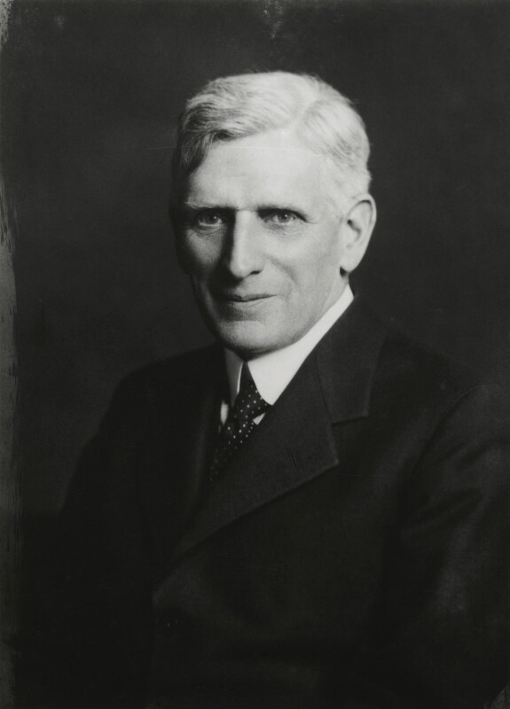 Sir Alfred Theodore Vaughan Robinson, by Walter Stoneman, copied February 1942 (1939) - NPG x6964 - © National Portrait Gallery, London