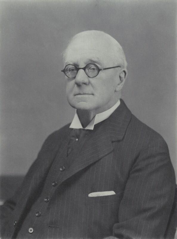 Sir John Meir Astbury, by Walter Stoneman, March 1936 - NPG x19963 - © National Portrait Gallery, London