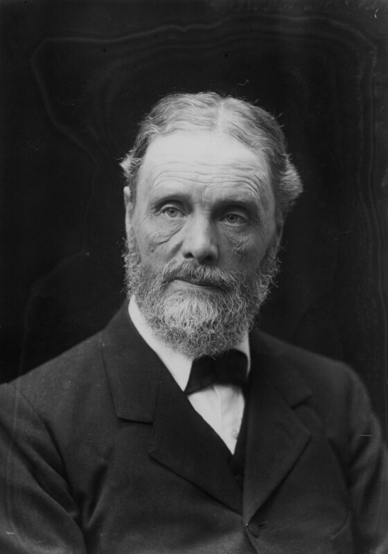 Percy Gardner, by Walter Stoneman, 1917 - NPG x20718 - © National Portrait Gallery, London