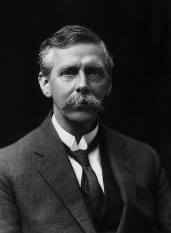 Sir Arthur William Black, by Walter Stoneman, 1917 - NPG x20720 - © National Portrait Gallery, London