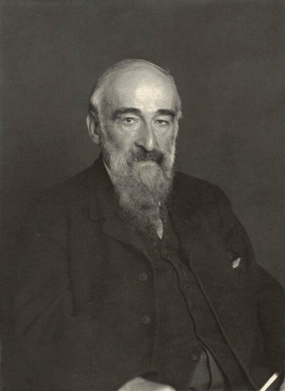 Samuel Alexander, by Walter Stoneman, 1931 - NPG x21917 - © National Portrait Gallery, London