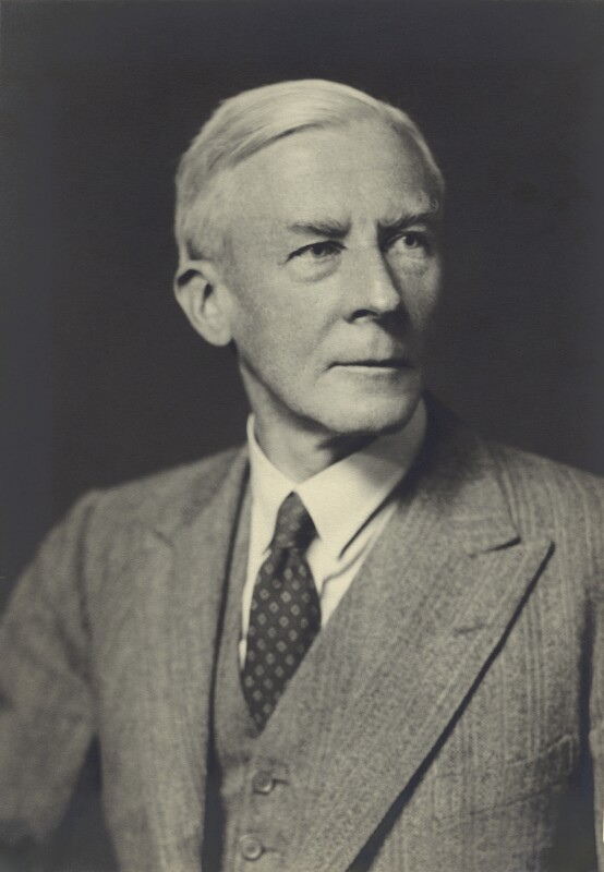 Edgar Douglas Adrian, 1st Baron Adrian, by Walter Stoneman, July 1942 - NPG x21927 - © National Portrait Gallery, London