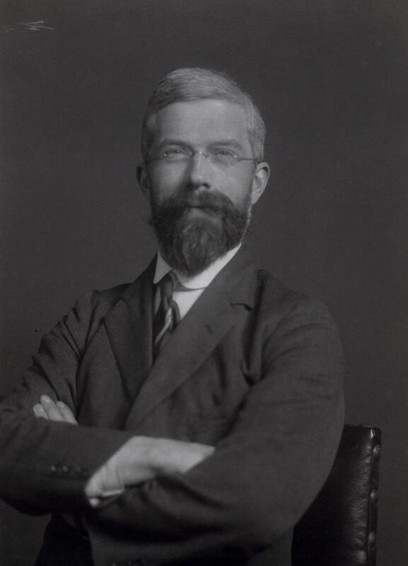 Sir Ronald Aylmer Fisher, by Walter Stoneman, 1931 - NPG x24050 - © National Portrait Gallery, London