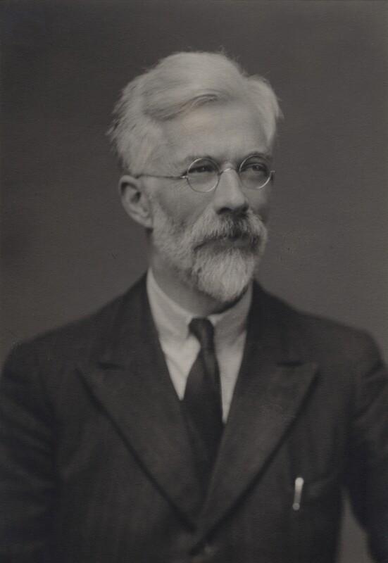 Sir Ronald Aylmer Fisher, by Walter Stoneman, March 1943 - NPG x24052 - © National Portrait Gallery, London