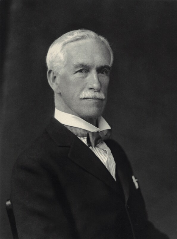 Sir Charles Stewart Addis, by Walter Stoneman, 1931 - NPG x24096 - © National Portrait Gallery, London