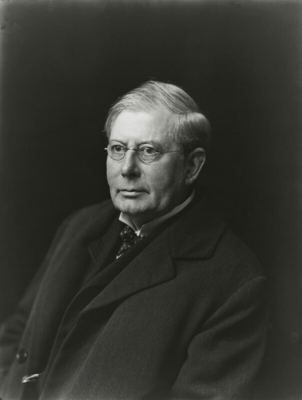Sir George James Frampton, by Walter Stoneman, 1924 - NPG x31561 - © National Portrait Gallery, London