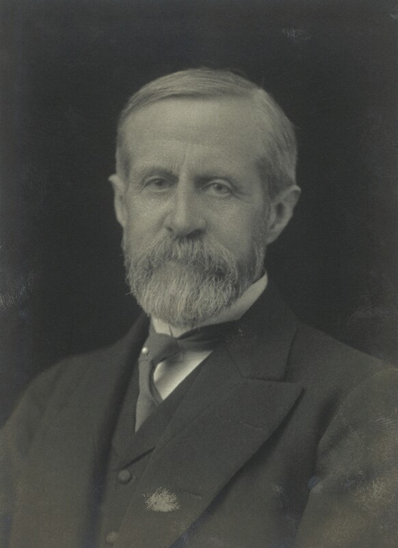 John Campbell Hamilton-Gordon, 1st Marquess of Aberdeen and Temair, by Walter Stoneman, 1921 - NPG x38247 - © National Portrait Gallery, London