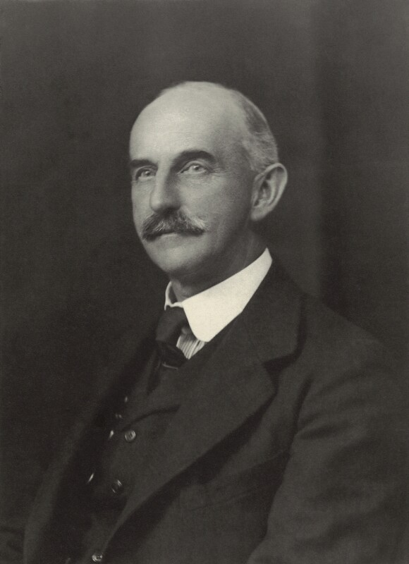 Henry Cubitt, 2nd Baron Ashcombe, by Walter Stoneman, 1931 - NPG x38261 - © National Portrait Gallery, London
