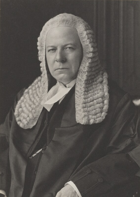 Richard Burdon Haldane, Viscount Haldane, by Walter Stoneman, for  James Russell & Sons, circa 1916 - NPG Ax39013 - © National Portrait Gallery, London