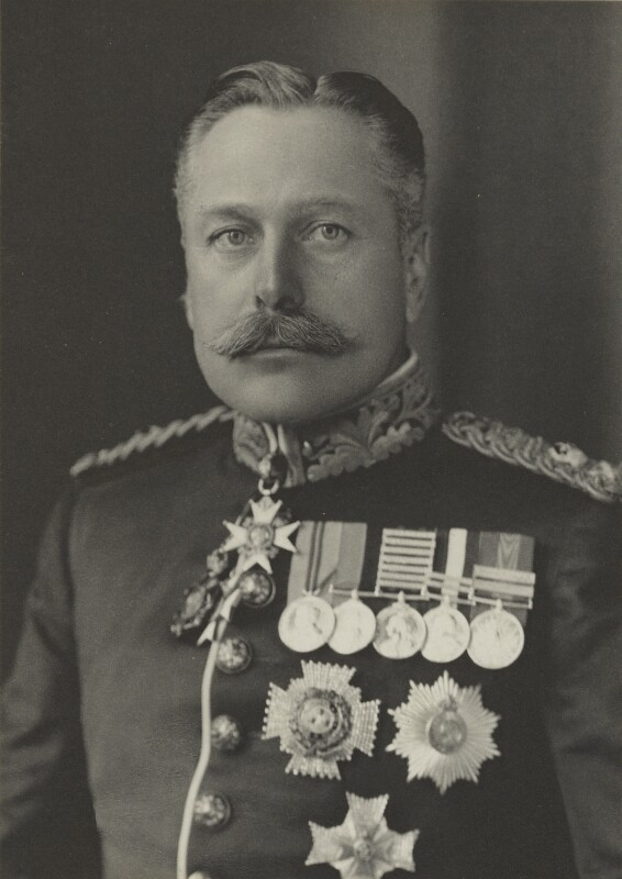 Douglas Haig, 1st Earl Haig, by Walter Stoneman, for  James Russell & Sons, circa 1916 - NPG Ax39017 - © National Portrait Gallery, London