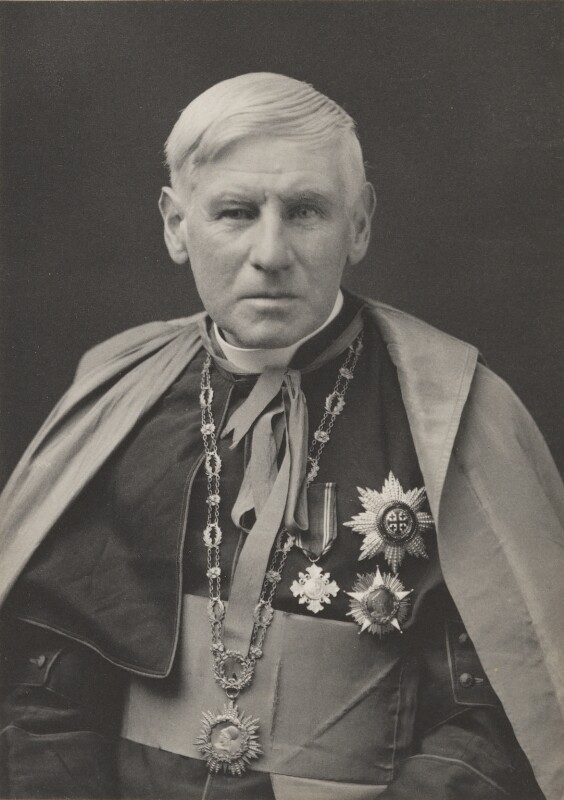 Francis Browning Drew Bickerstaffe-Drew, by Walter Stoneman, for  James Russell & Sons, circa 1916 - NPG Ax39024 - © National Portrait Gallery, London