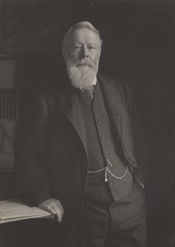 Arthur Fitzgerald Kinnaird, 11th Lord Kinnaird of Inchture and 3rd Baron Kinnaird of Rossie, by Walter Stoneman, for  James Russell & Sons, circa 1916 - NPG Ax39029 - © National Portrait Gallery, London