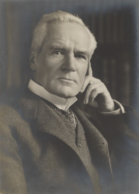 Sir Henry Craik, 1st Bt, by Walter Stoneman, for  James Russell & Sons, circa 1916 - NPG Ax39031 - © National Portrait Gallery, London