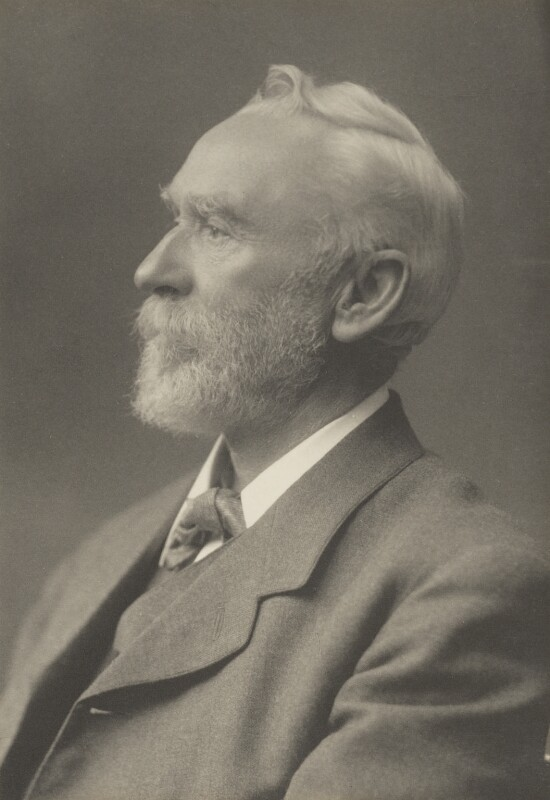 Walter Frederick Adeney, by Walter Stoneman, for  James Russell & Sons, circa 1916 - NPG Ax39151 - © National Portrait Gallery, London