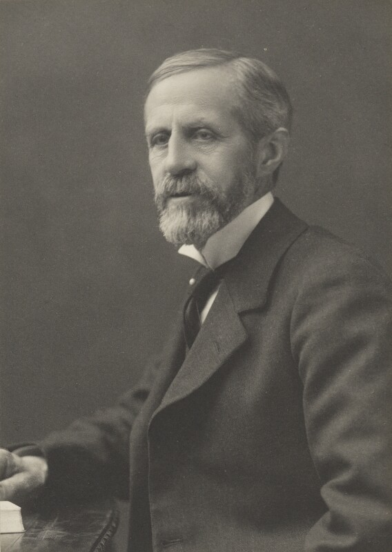 John Campbell Hamilton-Gordon, 1st Marquess of Aberdeen and Temair, by Walter Stoneman, for  James Russell & Sons, circa 1916 - NPG Ax39199 - © National Portrait Gallery, London