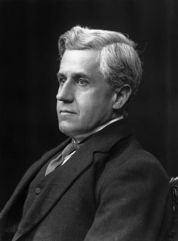 Arthur Dendy, by Walter Stoneman, 1917 - NPG x43243 - © National Portrait Gallery, London