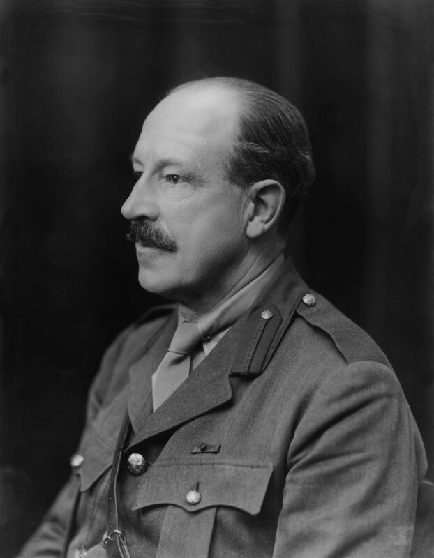 Sir Henry Norman, 1st Bt, by Walter Stoneman, 1917 - NPG x43394 - © National Portrait Gallery, London